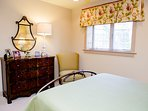 Bedroom #1 – Lower Terrace Level Guest Suite - Queen Bed w/Full Bath (#1)
