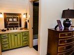 Bedroom #3 – 2nd Floor – Sleeping Room – Full Bed – w/En Suite Full Bath (#3)