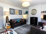 Stylish and comfortable cottage in the heart of Whitstable.
