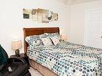 Bedroom #2 – 2nd Floor – Guest Room Suite – Queen Bed W/Private Full Bath
