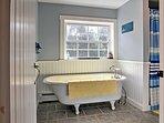 Take a soothing bubble bath!