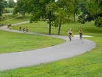 The Stone's River Greenway is less than a mile away with more than 80 miles of trails.