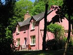Set in a privately secluded woodland glade - no owners, no other holiday guests!