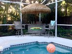Sip a beverage poolside...while your friends back home in the north freeze their a$$ off