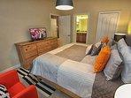 Second Downstairs King En-Suite Bedroom