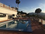 10 x 6m swimming pool