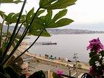 Vista Bahía de Valparaíso