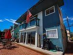 Beach & Bayfront in Belmont Shore – Bay-View BBQ Patio – 30 Day