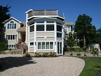 Luxury Waterfront Eststate on Cape Cod with Heated Pool, Elevator & Generator
