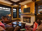 A premier ski in ski out unit in Deer Valley!