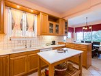Fully equipped kitchen for your every needs!