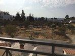 View from Front Balcony towards Droushia & the Akamas