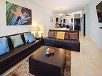 El Faro Surf 304 Playa del Carmen Living Room