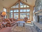 Large picture windows allow radiant natural light to flood the interior.