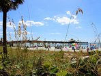 The north end of Estero Island is home to the Pier and two public parks with playgounds, covered picnic areas, fishing...