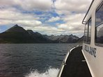 Boat trip from Elgol to Loch Coruisk