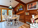 Sunset Dining Room Breckenridge Lodging Vacation Rental