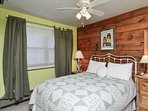 Sunset Upstairs Bedroom Breckenridge Lodging Vacation Rental