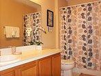 2nd Floor King Master Suite Bathroom - 2