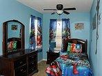 2nd Floor Marvel Avengers Twin Bedroom