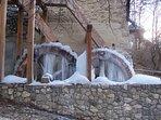 Mulini in veste invernale