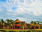 Casa Tres Azules in Puerto Escondido