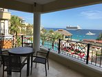 This is why you book Casa Dorada views and location!