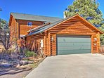 Book this Flagstaff vacation rental cabin for memories that last a lifetime!