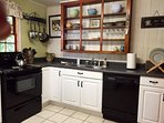 Beautiful and open kitchen