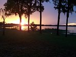 Another gorgeous sunset on Lake Sebring. Always take your camera with you when relaxing out on your