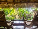 Honeymoon Bungalow in Banana Beach -- King-Sized Canopy Bed, Terrace, Pool, A/C
