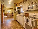 'The Kitchen looking towards Dinning Area'