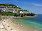 or drive a bit further and discover New Quay famous for its Dolphin Spotting trips.
