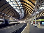 Newcastle Central Station - 5 minutes walk