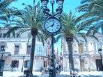 Ciutadella Town.