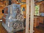 Original Mill Equipment