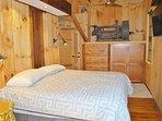 Master Bedroom, King Bed, Upper Level