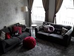 One sofa can be used as a sofa bed