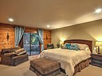 This home features 4 master suites!