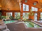 With soothing hot tubs promising endless relaxation, you'll surely enjoy your time at this magnificent Silverthorne...