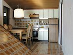 A B(2+3): kitchen and dining room