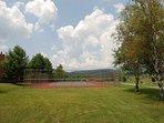 Amenity: Tennis Court