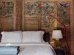 Wooden Villa Bird room