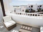 small terrace