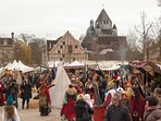 Provins - medieval city with attractions - 60 km