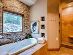 Crystal Peak Master Suite Ensuite Bath