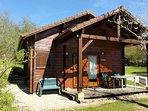 Bourgogne, chalet cosy, près d'Avallon
