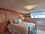 Each of the six bedrooms provide a comfortable bed to help you get a restful night's sleep!