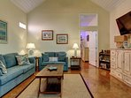 Happy Harbor, 3 bedrm townhome at Pirates Bay, Community Pools, Sleeps 13