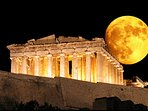 the apartment is 100 meters from Acropolis